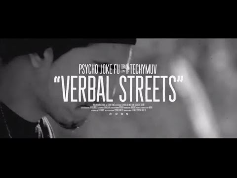 Psycho Joke Fú a.k.a Chystemc - Verbal Streets (Video Oficial)