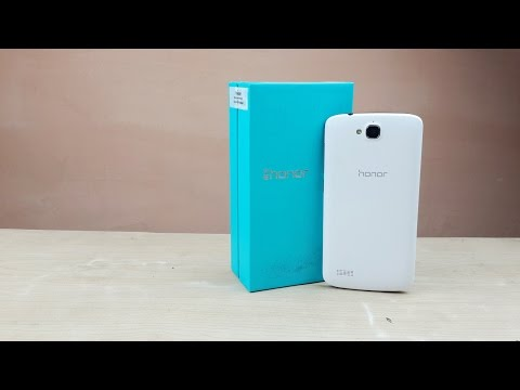 Huawei Honor Holly Unboxing & Full Review