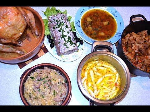 Чем я кормлю семью, простые блюда. Часть 17