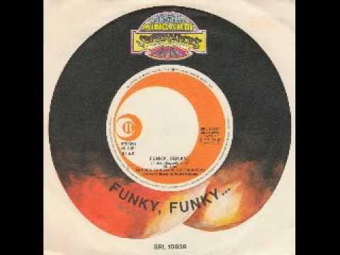 Andrea Mingardi Supercircus – Funky, Funky (1977)