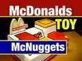 McDonalds Toys McNugget Maker Playset Vintage McDonalds Snack Food Maker Toy Review Mike Mozart