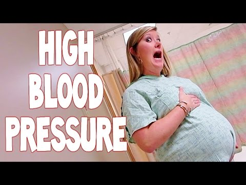 HIGH BLOOD PRESSURE SCARE!