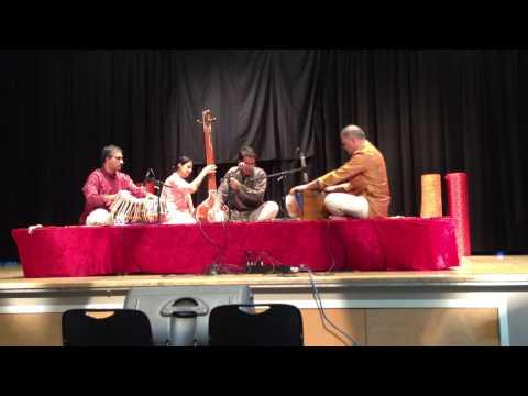 Raag Mian ki Malhar by Aditya Sharma part 1