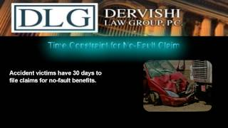 [Video- Auto Accident No-Fault Law in New York] Video