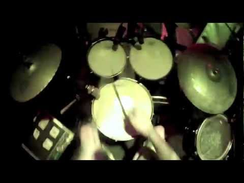 "Jacob Durrett (Molotov Solution) - ""Rise"" Drum Cam"