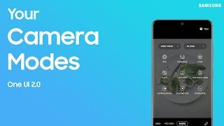 How to change the camera modes on Galaxy phones | Samsung US