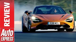 McLaren 720S review - 710bhp supercar is quicker than the P1