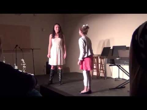 Alone in the Universe - Seussical The Musical done as a duet by Olivia Monarch and Olivia Barbuto