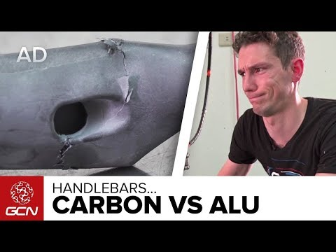 Carbon Vs. Aluminium Handlebars   Which Are The Strongest?