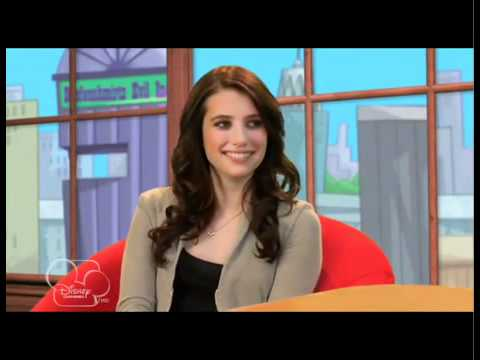 Take Two with Phineas and Ferb - Emma Roberts