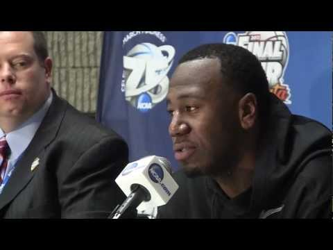 Wichita State's Malcolm Armstead Talks Final Four vs. Louisville 4-5-2013