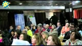 بالفيديو مؤتمر ينظمة نادى روتارى العروبة بالتعاون مع محافظة اسوان لتنمية اسوان