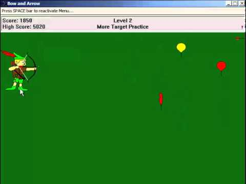 Bow And Arrow Gameplay
