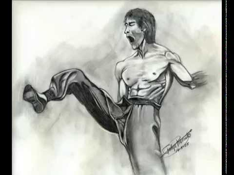 Homenage a Bruce Lee - Li Yuen Kan-Lee Jun Fan.wmv Image 1