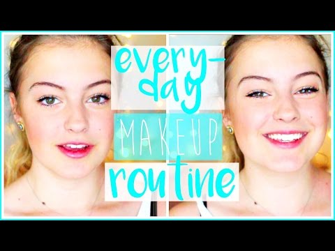 Everyday Makeup Routine for Spring!!