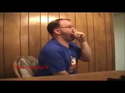 Tourettes Guy - Cough Attack! video
