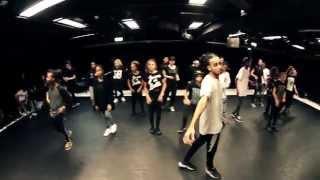 Trey Songz ft Johnta Austin - Never Enough Time Choreography by Kenzo Alvares @ FDC & OROKANA FILMS