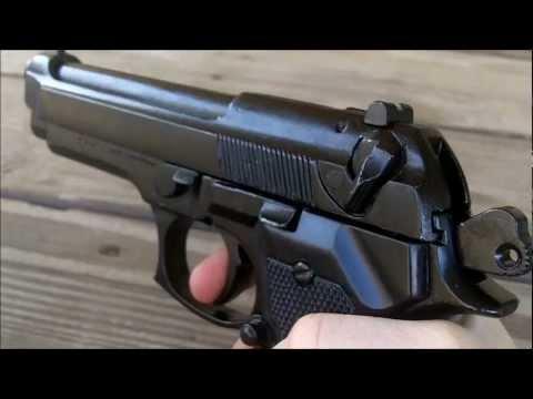 Denix Beretta 92 Non-firing replica prop gun M9