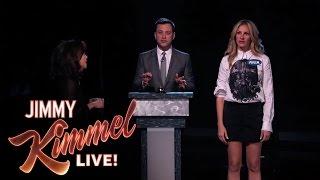 Julia Roberts vs. Sally Field in Celebrity Curse Off