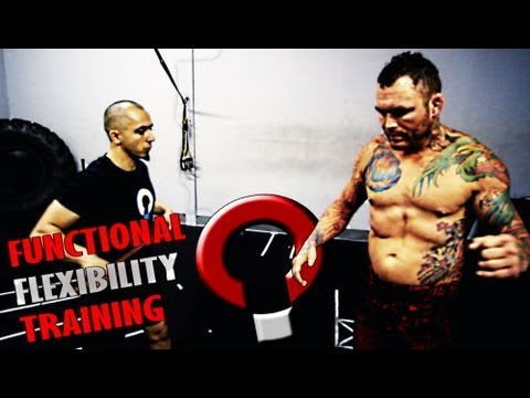 Functional Flexibility Training Exercises with UFC fighter Chris Leben Image 1