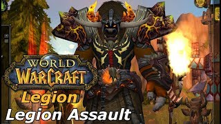 World of Warcraft - Legion assault