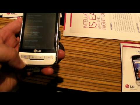 LG Optimus C Review For Cricket Wireless | How To Save Money And Do It