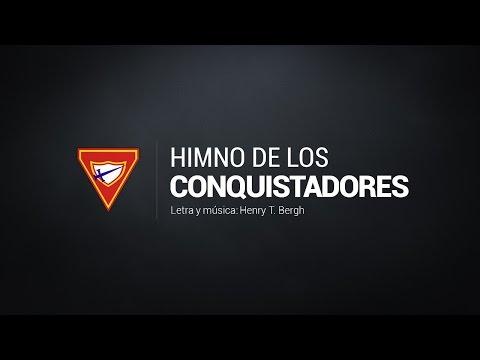 Himno De Los Conquistadores - Playback Con Karaoke video