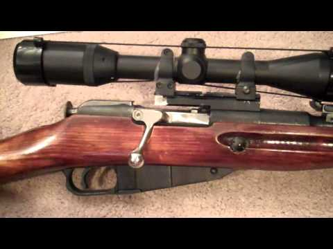 Mosin Nagant ATI Scope Mount Review