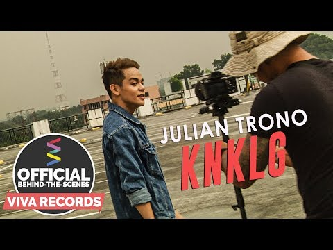 Julian Trono - KNKLG [Official MV Behind-The-Scenes]
