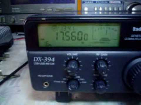 Radio Shack DX-394 Testes