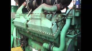 Cummins QSK60 2000kW Generator Set Load Test