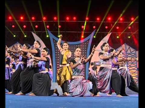 A Classical Contemporary Dance By Saswat Joshi In Maggi Dance Challenge  Tarang Channel video
