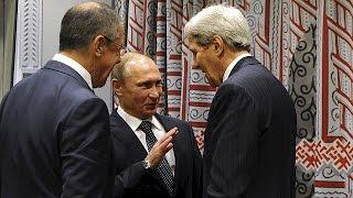 Putin Suriye Krizinde ABD Ile Ortak Bir Zemin Arayışına Girdi