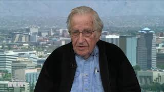 Noam Chomsky: The Future of Organized Human Life Is At Risk Thanks to GOP's Climate Change Denial