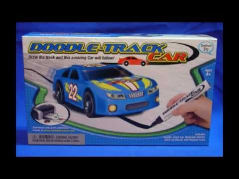 Doodle-Track Car Toy Review