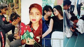 प्यार भरी जिंदगी||real love||life line||love romance||gfbf romantic love#love#gfbf#Indianlove