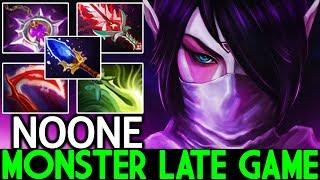 Noone [Templar Assassin] This is TA Monster Late Game Full 9 Slot Items 7.22 Dota 2