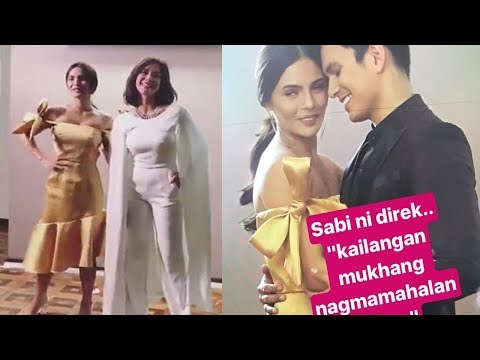 Lovi Poe and Erich Gonzales Look Test sa new project SIGNIFICANT OTHER