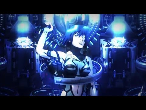2015 Ghost In The Shell Anime Film