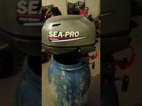 sea pro f6s new