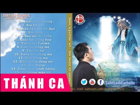 Thánh Ca Hay Nhất Dâng Mẹ Maria - LM. Nguyễn Sang