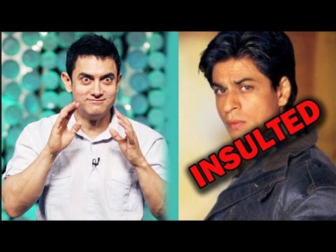 Aamir Khan insults Shahrukh Khan! - TOP STORY | Bollywood News