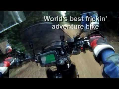 ALL HAIL THE WORLD'S BEST BIKE - SUZUKI DR650