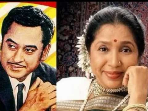 Kishore Kumar And Asha Bhosle Songs (hq) video