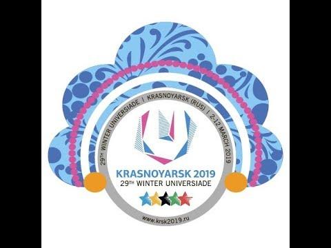 Универсиада 2019 Керлинг RUS - SWE женщины