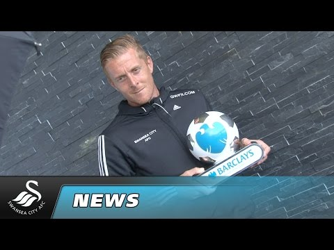 Swans TV - News : Monk, Manager of the Month