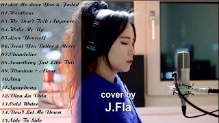 Top 15 Cover Songs By J.FLA - Greatest Hits Of J.FLA -Best Cover Songs 2017