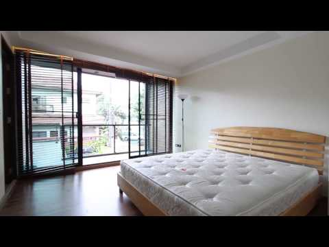 4 Bedroom Townhouse for Rent in Ekamai Area PC005313