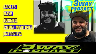 Tables turned on Real 92.3 Chuey Martinez in a Exclusive Interview