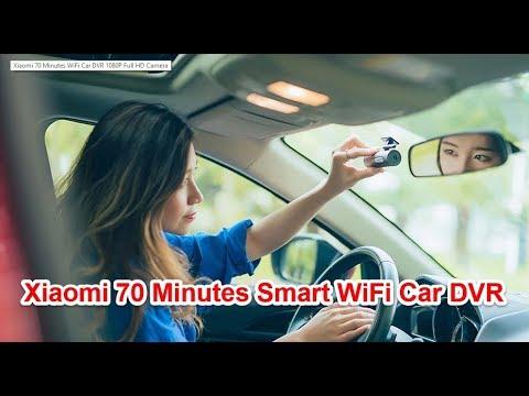 Купить Xiaomi 70 Minutes Smart WiFi Car DVR